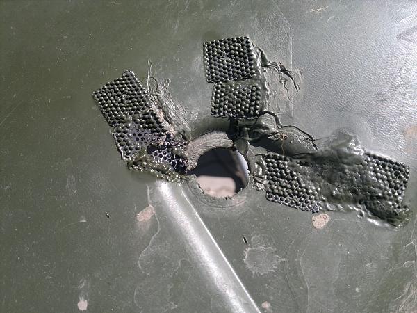 Ремонт пластика на квадроцикле (6)