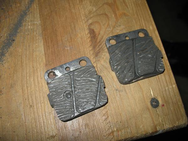 Тормозные колодки на квадроцикл своими руками (5)