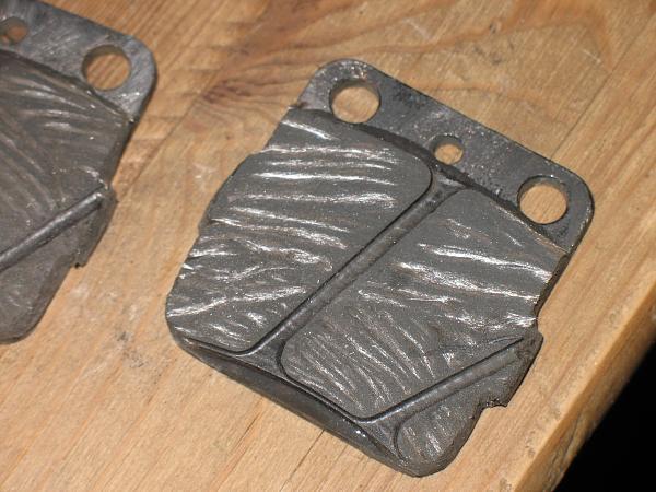 Тормозные колодки на квадроцикл своими руками (6)