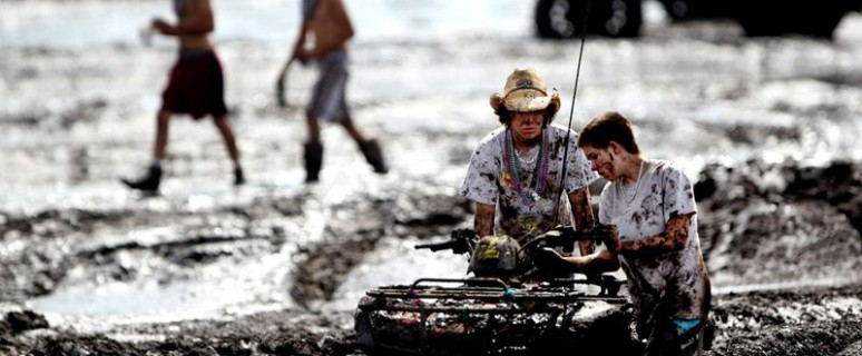 Фестиваль грязи в Окичоби. (5)