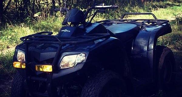 SAGITTA ORSO ATV 200 - Фото.