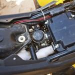 Как определить правильность настройки карбюратора квадроцикла по работе двигателя.