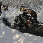 Покатушки на квадроциклах зимой (19)