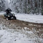 Покатушки на квадроциклах зимой (30)