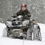 Покатушки на квадроциклах зимой (33)