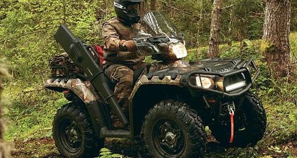 Квадроцикл для охоты