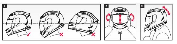 Шлем для квадроцикла. (2)