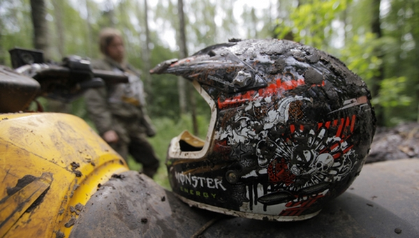 Шлем для квадроцикла. (6)