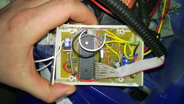 Тюнинг зажигания для квадроцикла.  Mega Spark Ignition. (2)