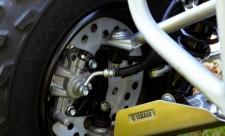 Шаровые опоры квадроцикла. Ремонт и восстановление.