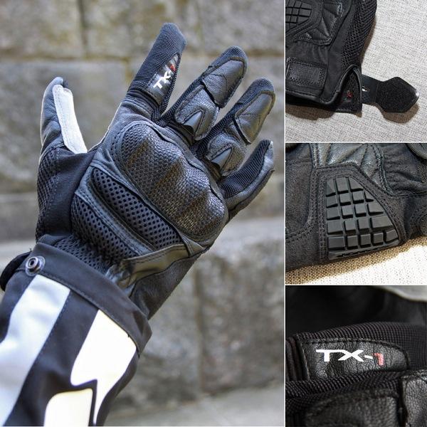 перчатки для квадроцикла, набор необходимых характеристик.