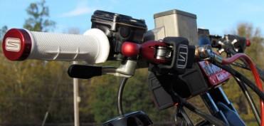 Тюнинг тормозной системы квадроцикла.