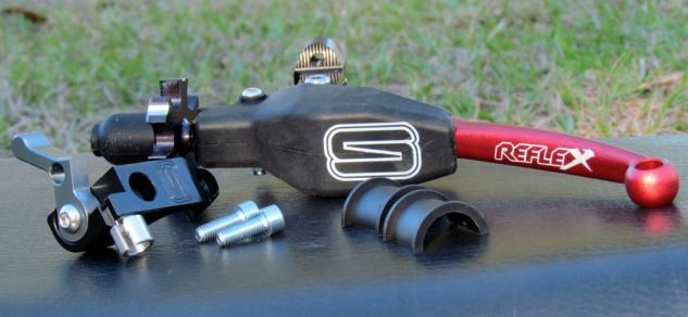 Тюнинг тормозной системы квадроцикла. (4)