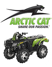 Квадроциклы Arctic cat